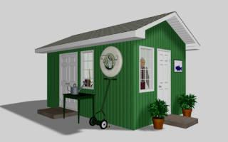 Оборудование и постройки для цесарок: проектирование и монтаж